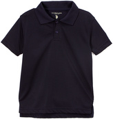 U.S. Polo Assn. Navy Two-Button Polo - Boys