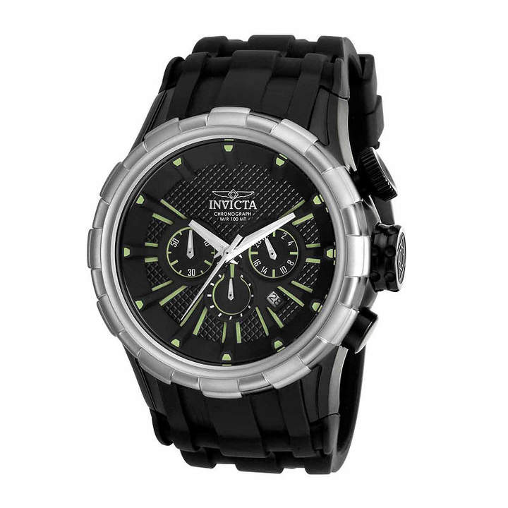Invicta Mens Strap Watch-16975