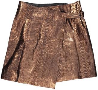 Reed Krakoff Python Skirt for Women