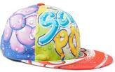 Moschino Printed Twill Cap