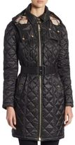 Burberry Baughton Quilted Jacket