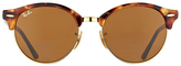 Ray-Ban Acetate Unisex Spotted Brown Havana