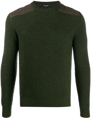Ron Dorff military style jumper