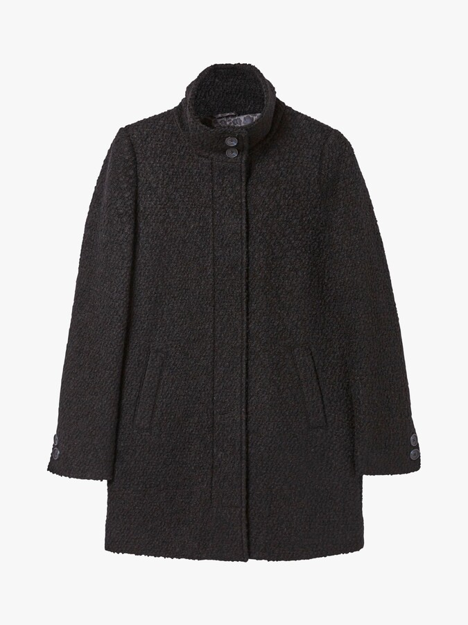 Thumbnail for your product : Fat Face FatFace Betty Boucle Jacket, Black