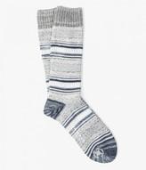 Complex Border Sock