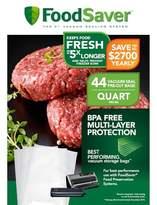 Williams-Sonoma Williams Sonoma FoodSaver Quart Vacuum Seal Bags