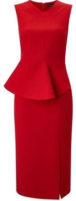 James Lakeland Woven Dress With Waist