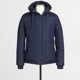 J.Crew Factory Peakside puffer jacket