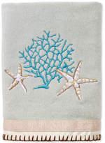 Avanti Beachcomber Cotton Embroidered Hand Towel
