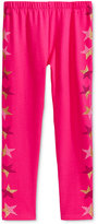 Epic Threads Hero Kids by Star-Print Leggings, Big Girls (7-16), Created for Macy's