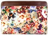 Paul Smith floral print laptop bag