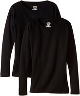 Duofold Women's Thermal Wicking Crew (Pack of 2)