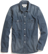 Madewell Denim Boyshirt in Campground Wash