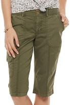 Sonoma Goods For Life Women's SONOMA Goods for Life Utility Skimmer Shorts