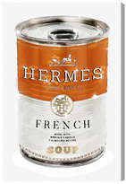 Oliver Gal French Luxe Soup by Canvas)