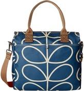 Orla Kiely Giant Linear Stem Zip Messenger Messenger Bags