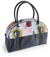 2 Red Hens Coop Carry-All Diaper Bag, Pink Lemonade by