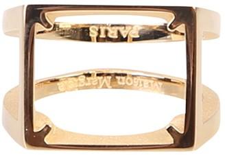 Maison Margiela Stitch Detail Ring