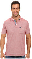 U.S. Polo Assn. Jacquard Cotton Polo Shirt