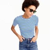 J.Crew New perfect-fit T-shirt in stripe