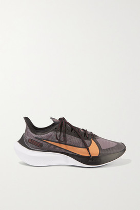 Nike Zoom Gravity Ripstop Sneakers - Black