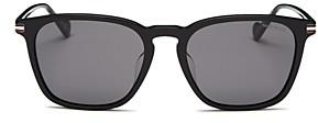Moncler Men's Square Sunglasses, 56mm