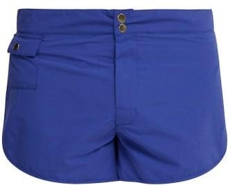 Bower - Pipe Edge Swim Shorts - Blue