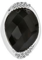 Robert Lee Morris Soho Faceted Stone Ring