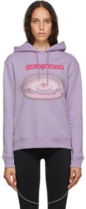 Paco Rabanne Purple Drop Hoodie