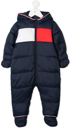 Tommy Hilfiger Junior Colour Block Padded Pyjama