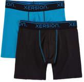 Xersion 2PK Ice Boxer Briefs - Big & Tall