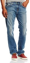 True Religion Men's Ricky Straight Jeans