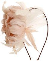 Feather Flowers Headband