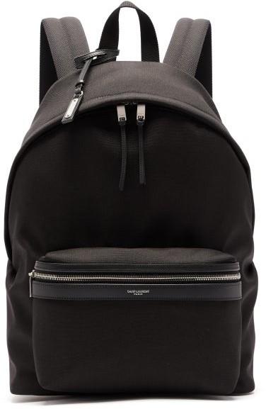 3903e4a51 Men's Canvas Backpack Laptop - ShopStyle