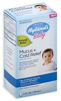 Hyland's 4 oz. Baby Mucus + Cold Relief