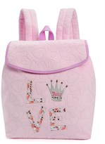 Juicy Couture Girls Linking Hearts Surfside Backpack