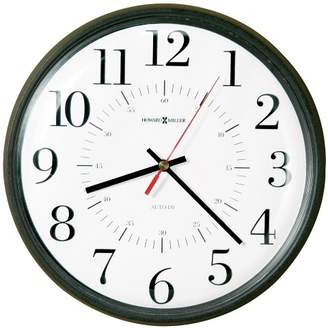 Howard Miller Alton Wall Clock 625–323 – Standard & Round with Quartz Movement