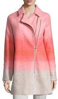 Nic+Zoe Clssc Bold Blush Lng Jacket