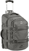 """GRANITE GEAR 22"""" Wheeled Carry-On with Removable Backpack"""