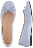 J.Crew Girls' classic patent leather ballet flats