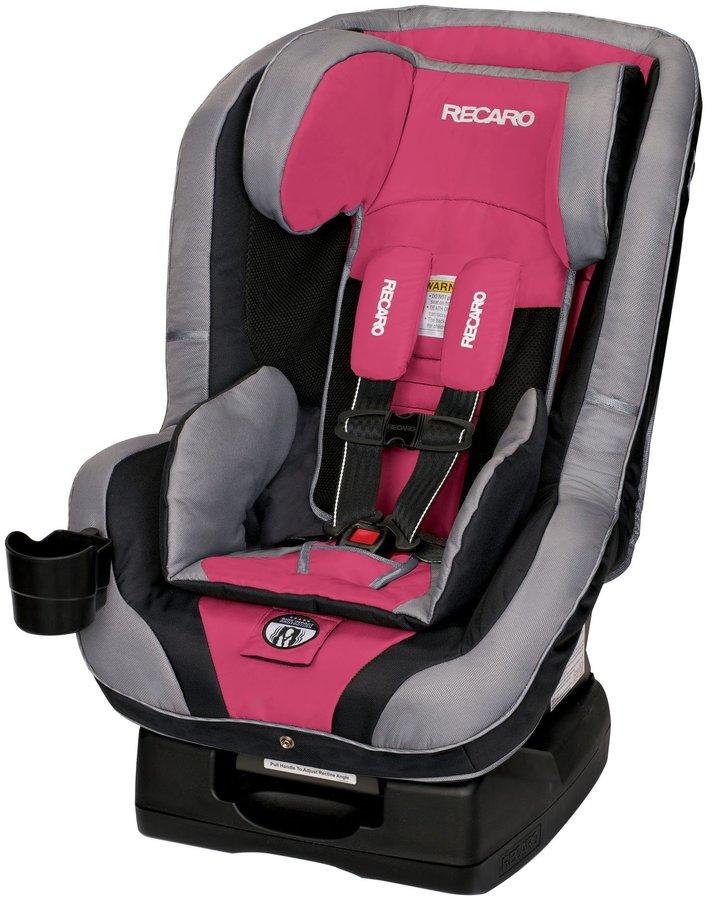 Recaro Performance RIDE Convertible Car Seat - Rose