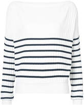 Jason Wu striped jumper