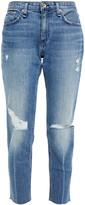 Thumbnail for your product : Rag & Bone Dre Distressed Boyfriend Jeans