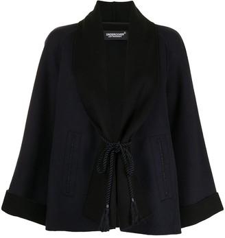 Undercover Tie-Waist Jacket