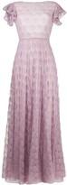 Missoni Embroidered Flared Maxi Dress