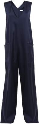 Tibi Satin-crepe Wide-leg Jumpsuit
