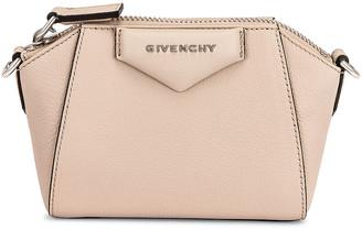 Givenchy Nano Antigona Bag in Dune   FWRD