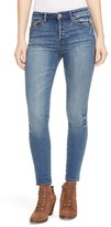Free People Women's 'Peyton' High Rise Skinny Jeans