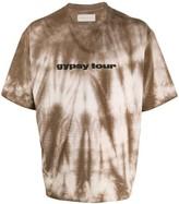 Paura tie dye effect T-shirt