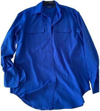 Lauren Ralph Lauren Blue Top for Women